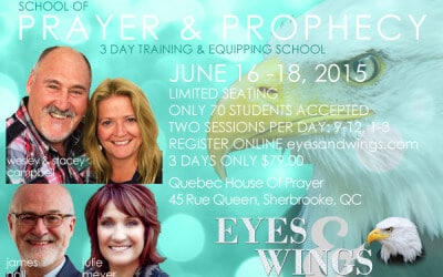School of Prayer and Prophecy | Eyes & Wings