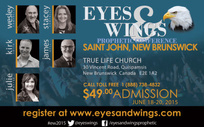 Prophetic Conference | Saint John, New Brunswick