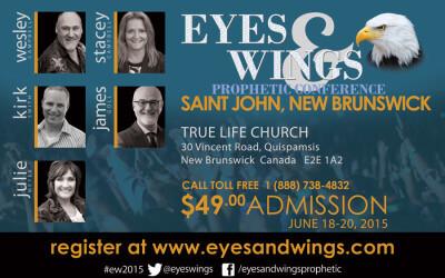 Prophetic Conference | Saint John, New Brunswick