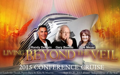 Living Beyond the Veil | Julie Meyer Ministries