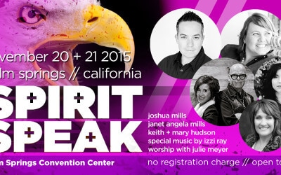 Spirit Speak | With Joshua Mills