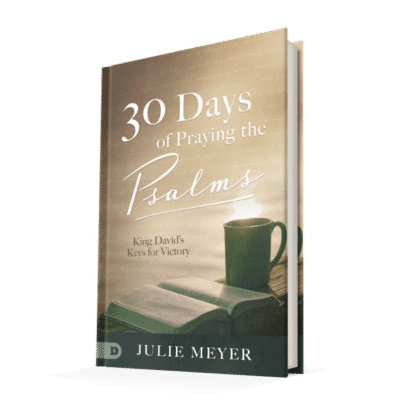 30 Days of Praying the Psalms.